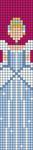 Alpha pattern #69523 variation #163473