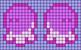 Alpha pattern #90376 variation #163479
