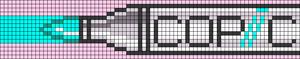 Alpha pattern #89928 variation #163492
