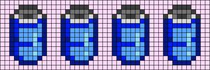 Alpha pattern #90270 variation #163497
