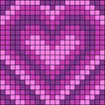 Alpha pattern #89446 variation #163516