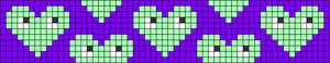 Alpha pattern #73842 variation #163521