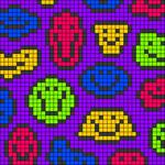 Alpha pattern #76043 variation #163622