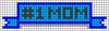 Alpha pattern #51982 variation #163652