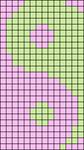Alpha pattern #87658 variation #163679