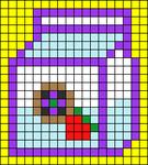Alpha pattern #90408 variation #163695