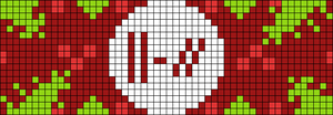 Alpha pattern #65640 variation #163803