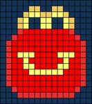 Alpha pattern #90489 variation #163824