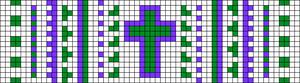 Alpha pattern #14564 variation #163868