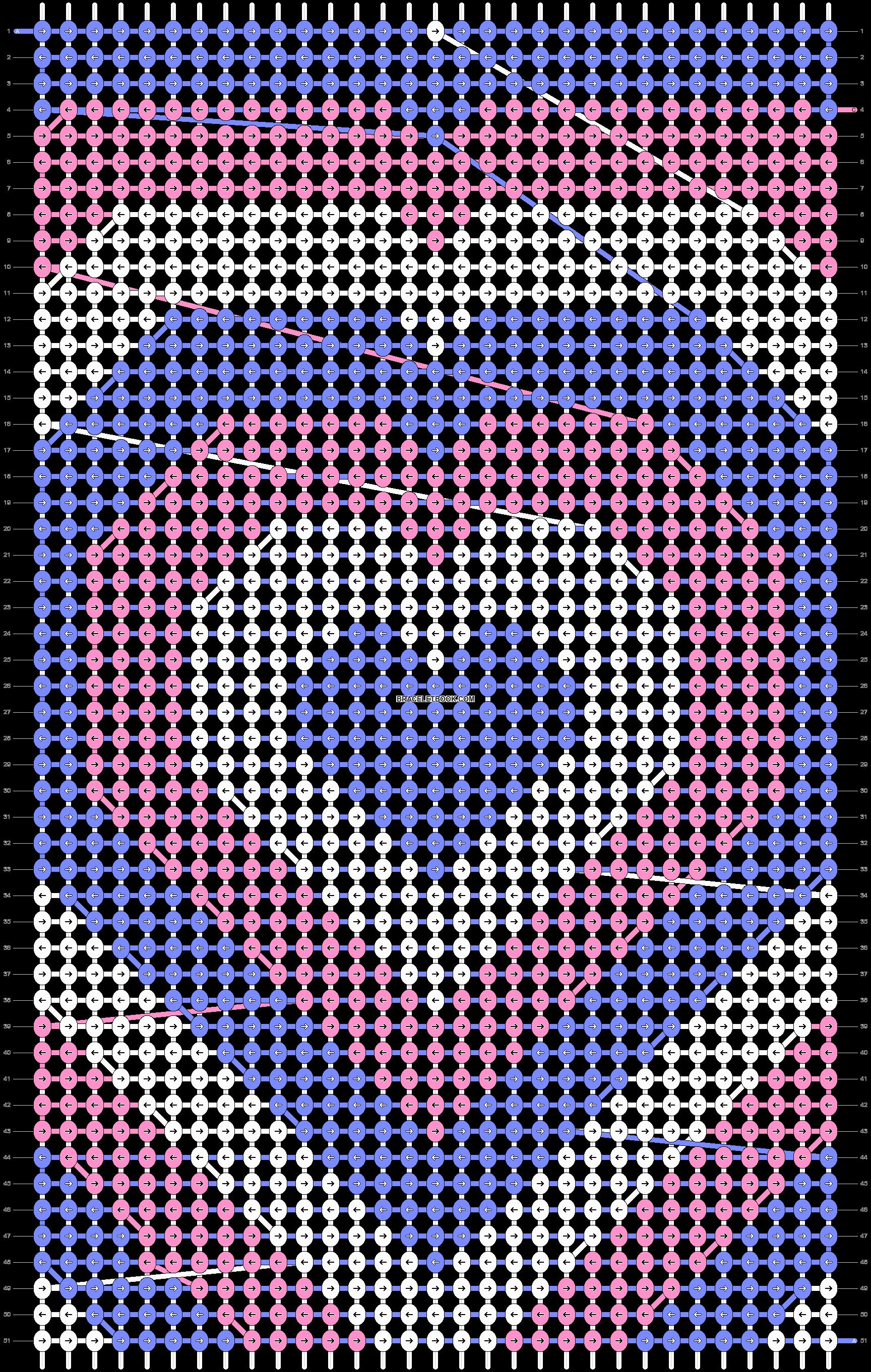 Alpha pattern #86152 variation #163938 pattern