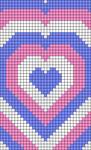 Alpha pattern #86152 variation #163938