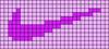 Alpha pattern #5248 variation #163972