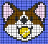 Alpha pattern #90626 variation #164131