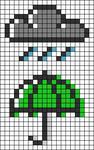 Alpha pattern #90568 variation #164169