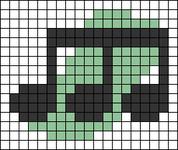 Alpha pattern #89659 variation #164176