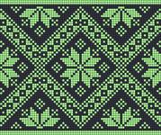 Alpha pattern #46631 variation #164265