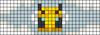 Alpha pattern #86838 variation #164269