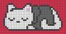 Alpha pattern #90680 variation #164295