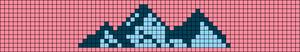 Alpha pattern #33464 variation #164313
