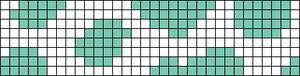 Alpha pattern #57698 variation #164317