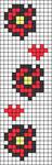 Alpha pattern #90750 variation #164339
