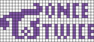 Alpha pattern #90813 variation #164417