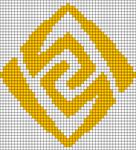 Alpha pattern #72334 variation #164545