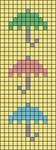 Alpha pattern #57475 variation #164629