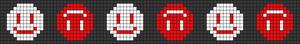 Alpha pattern #90847 variation #164663