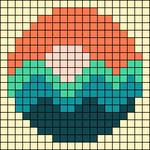 Alpha pattern #65095 variation #164703