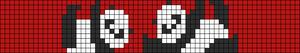 Alpha pattern #12173 variation #164725