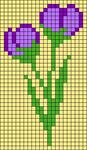 Alpha pattern #87769 variation #164733