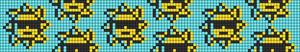 Alpha pattern #90725 variation #164751