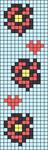 Alpha pattern #90750 variation #164781