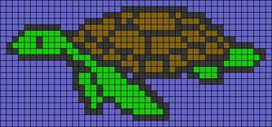 Alpha pattern #37528 variation #164821
