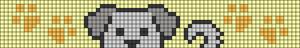 Alpha pattern #90934 variation #164839