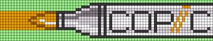 Alpha pattern #89928 variation #164884
