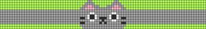 Alpha pattern #89842 variation #164885