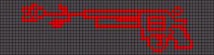 Alpha pattern #40506 variation #164965