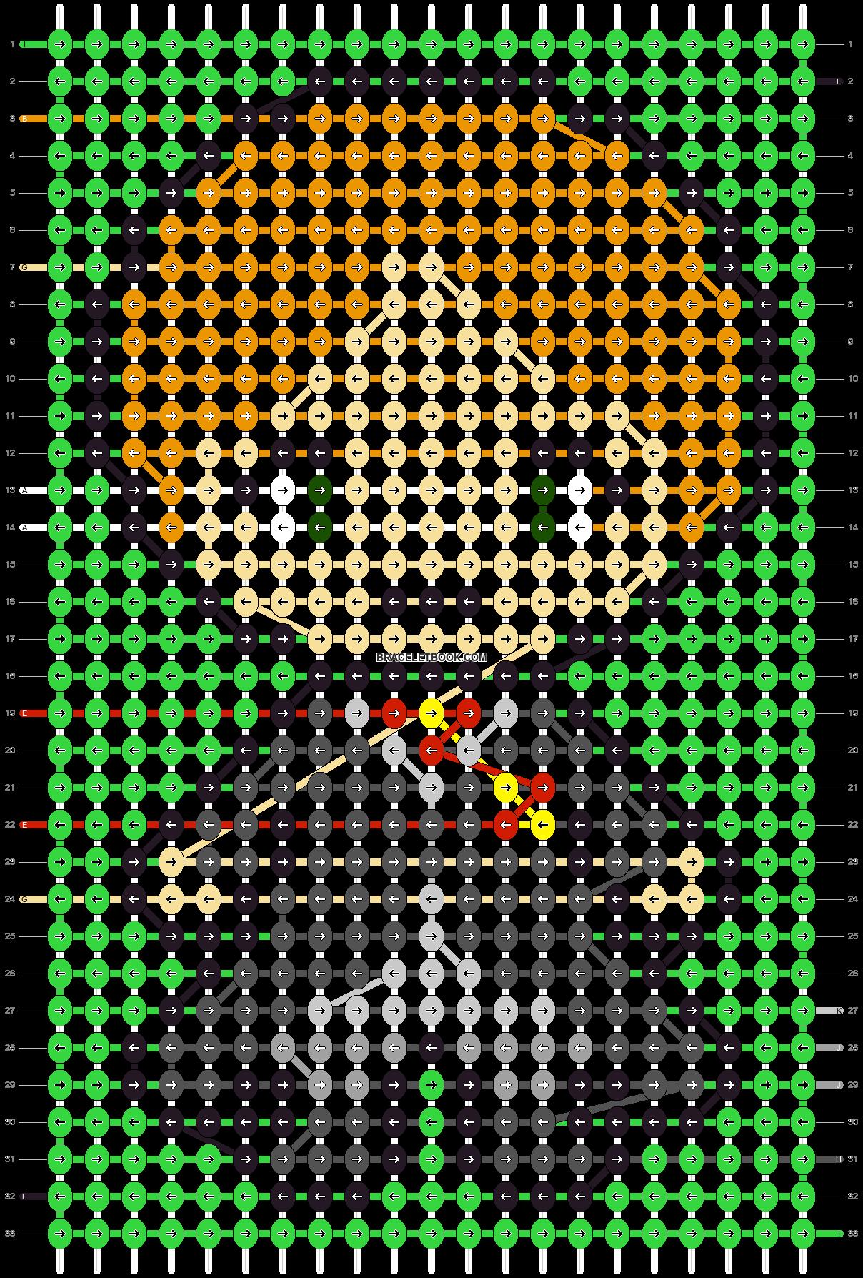 Alpha pattern #89695 variation #164977 pattern