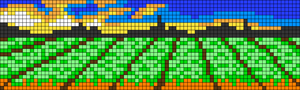 Alpha pattern #52642 variation #164995