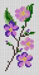 Alpha pattern #61379 variation #165129