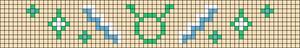 Alpha pattern #39119 variation #165167