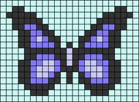 Alpha pattern #91222 variation #165244