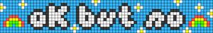 Alpha pattern #83784 variation #165321