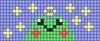 Alpha pattern #91223 variation #165324