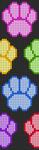 Alpha pattern #91299 variation #165325
