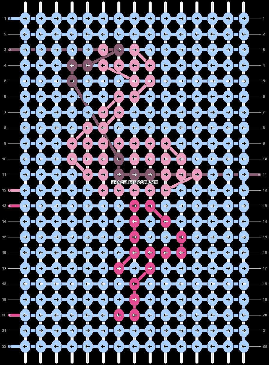 Alpha pattern #84871 variation #165348 pattern