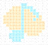 Alpha pattern #89657 variation #165350