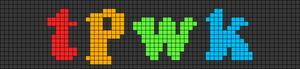 Alpha pattern #43965 variation #165405